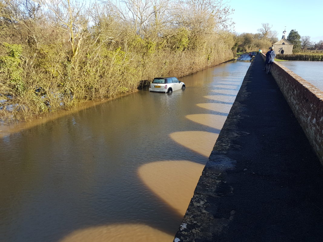 Maud Heaths Causeway